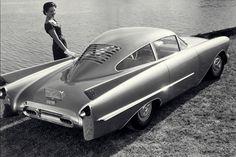 specialcar:  1954 Oldsmobile Cutlass