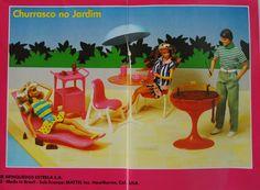 Ana Caldatto : Coleção Catalogo Barbie 1989 Barbie E Ken, Barbie Dolls, Barbie Playsets, 90s Childhood, Miniture Things, Nostalgia, Memories, Toys, Mini Houses