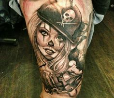 Sick macko tattoo