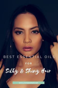 13 Essential Oils for Hair Growth & Healthy Scalp : DIY How to mix & Use