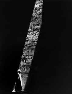 """""""Relief in a Ptolemaeische Temple """"Egypt 1968. photo: Kees scherer"""