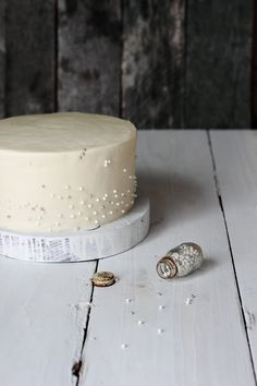 coconut cream birthday cake