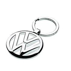Volkswagen Schlüsselanhänger, Silber - Farbe: Silber-Metallic -  Material: Metall #vanlife #Geschenkidee #VW #Bulli #Merchandise #Fanartikel #Bulli #Bus #Campervan (Partner-Link / Werbung)