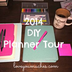 2014 DIY Planner Tour