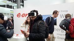 Fliegt mit uns über die Dächer und erlebt Solar hautnah mit unserem E.ON Aura 360°-Video. Der Film wurde übrigens auch auf der #Intersolar Messe in München gezeigt mit der Virtual Reality Brille.