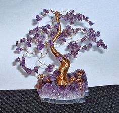 These are so cool! And my bestest friend Laura gave me one and it is gorgeous!  Shangrala's Wire Tree Art  These are so cool. When the kids are older and a new house, I will have one.