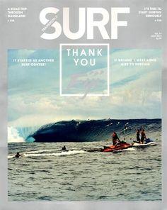 TransWorld SURF | September 2012