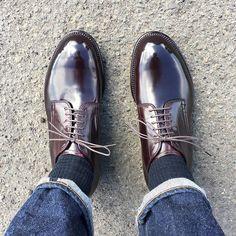 Alden Cordovan, Men's Shoes, Dress Shoes, Cobbler, Men Dress, Oxford Shoes, Shell, Footwear, Lace Up