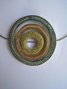 three ring circus by e-bu jewelry