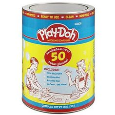 Play-Doh - History's Best Toys: All-TIME 100 Greatest Toys - TIME