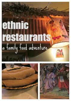 local ethnic restaurants: a family food adventure. I wanna try every kind of food from every culture! Family Outing, Family Night, Family Fun Games, Indoor Activities For Kids, Skills To Learn, Good Food, Fun Food, Cooking With Kids, Yummy Eats