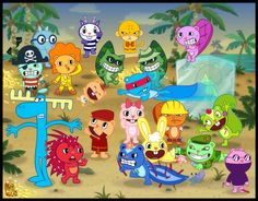Happy Tree Friends :D