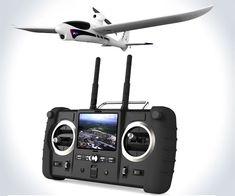 SpyHawk FPV Plane   DudeIWantThat.com