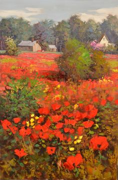 Country Poppies by rooze23 on DeviantArt