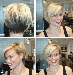 15 Perfekte Frisuren für Frauen mit kurzem Haar!