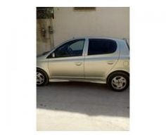 Toyota Vitz 2001 for sale in good amount