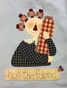 Cosas a Quilter Hand Applique, Wool Applique, Applique Patterns, Quilt Patterns, Machine Applique, Arte Country, Country Crafts, Patch Quilt, Quilt Blocks