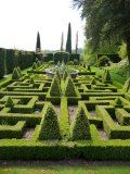 Wonderful topiary at Bourton House gardens in the Cotswolds, UK. www.bourtonhouse.com