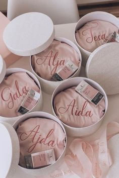 We are in LOVE with Ajadas beautiful bridesmaid proposal! Will You Be My Bridesmaid Gifts, Bridesmaid Gift Boxes, Asking Bridesmaids, Bridesmaid Proposal Gifts, Wedding Gifts For Bridesmaids, Bridesmaids And Groomsmen, Gifts For Wedding Party, Wedding Ideas, Bridesmaid Gifts Unique