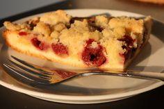 Kuchenfee: Kirschstreusel