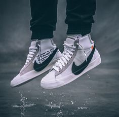 c95b672001706 Off-White x Nike Bla Off-White x Nike Blazer Mid Off-White