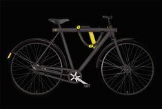 Van Moof http://mocoloco.com/fresh2/upload/2013/10/vanmoof_x_amsterdam_dance_event_bicycle/vanmoof_x_amsterdam_dance_event_bicycle_2.jpg