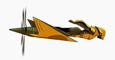 the art of kevin nelson: early tadashi sketch as part of the original big hero 6 superhero team