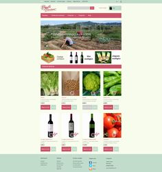 CAPITÀ ENCIAM Tienda online de productos y cestas ecológicas. capitaenciam.com