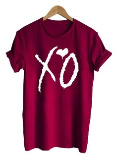 XO The Weeknd T shirt #tshirt #shirt #graphicshirt #funnyshirt