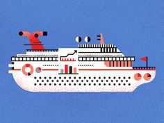 Wired –Shipboard Cuisine on Behance