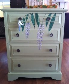 whimsy furniture. Whimsy Furniture - Unique, Hand-Painted D
