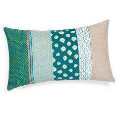 Cuscino con motivi in cotone 30 x 50 cm HIRI  Maisons du Monde