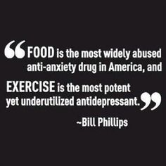 Food is the most widely abused drug