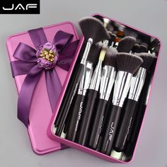 DHL Free 24 pcs Professional Makeup Brushes Valentine's Day Gift Birthday Gifts