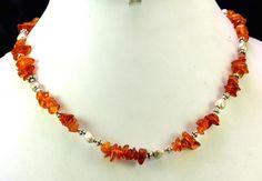 (SKU NO:78ct) Natural Semi Precious Designer Beads Necklace Faceted.