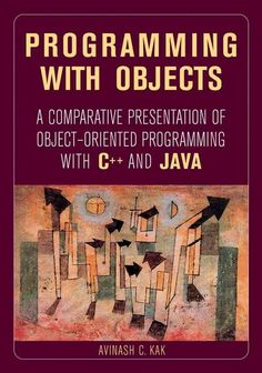 Object oriented programming with c e balagurusamy pdf ebook programming with objects fandeluxe Image collections
