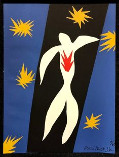 Matisse used only scissors, paper and pins to free himself from the misery of old age and illness. His cut-out art, now showcased in a joyous new show at Tate Modern, is rich in colour and life The Joy Of Painting, Abstract Artists, Pablo Picasso Paintings, Matisse Art, Painting, Abstract Art, Art, Matisse Cutouts, Abstract