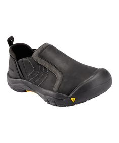 Black Kelowna Slip-On Shoe  #zulily #fall