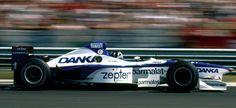初の親子2代によるF1チャンピオンを実現したレーサー。デイモン・ヒルとは | Motorz