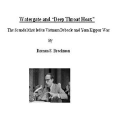 Watergate and Deep Throat Hoax (Paperback)  http://flavoredwaterrecipes.com/amazonimage.php?p=0557689287  0557689287