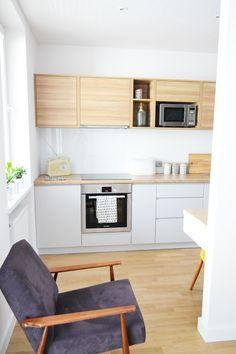 MAKE NEW HOME: Centrum dowodzenia czyli nasza kuchnia
