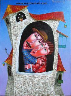 IN LOVE | Work of Irina (Iryina) Martiashvili, wife of Zurab Martiashvili (b1982 Tbilisi, GEORGIA) http://www.martiashvili.com/#!iryina-martiashvili-/c9ol