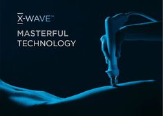 X-wave Acoustic wave therapy, for skin tightening, fat loss, cellulite and stretchmarks