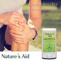 Looking for a natural pain relief that really works. True Natural muscle balms soothes aches and pains from every day. An easy to use dispenser