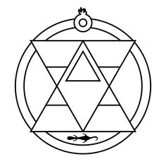 Fullmetal Alchemist Discussion Board > Transmutation circles in FMA, How do they work? Explaining transmutation circles found in FMA