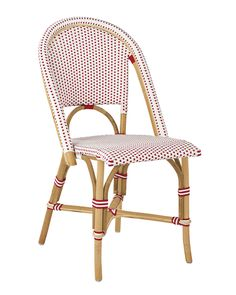Check out the Riviera Side Chair and the rest of our unique Chairs at Serena and Lily.