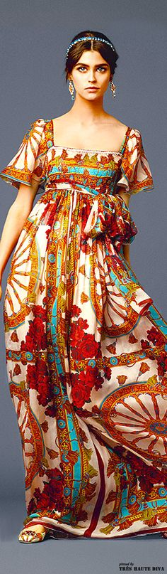 Dolce & Gabbana Spring/Summer 2014.  Please like http://www.facebook.com/RagDollMagazine and follow Rag Doll on pinterest and  @RagDollMagBlog @priscillacita https://www.bloglovin.com/blogs/rag-doll-13744543 subscribe to https://www.youtube.com/channel/UC-CB-g60FwQ4U1sJ3ur-Bug/feed?