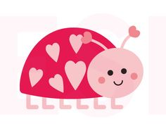 Free Love Bug Cutting file Includes SVG, DXF, & EPS formats--Personal use but can buy commercial license