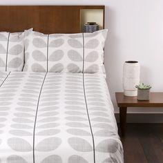 Buy Orla Kiely Scribble Stem Bedding | John Lewis
