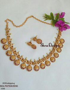 Gold Jewellery Design, Bridal Jewellery, Wedding Jewelry, Gold Jewelry, Gold Shorts, Anklets, Indian Jewelry, Peru, Jewelry Collection